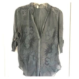 Anthropologie Great layering piece